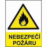 Nebezpečí požáru