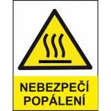 Nebezpečí popálení