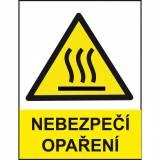 Nebezpečí opaření