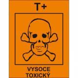 Vysoce toxický