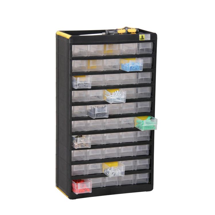 Plastove skrinky se zasuvkami - Allit - Plastove skrinky se zasobniky